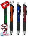 Custom Closeout USA Made Click Promo Pen - No Minimum