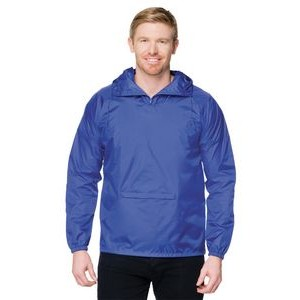 Squall Water Resistant Nylon Hooded Jacket