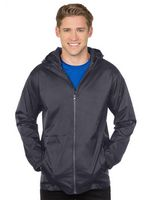 Seattle Seam-Sealed Hooded Shell Jacket