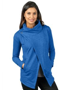 Lynette Women's Crossover Wrap Cardigan
