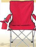 Custom Liberty Bags Folding Chair w/Nylon Carrying Bag