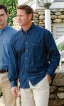 Jonathan Corey Adult 6.5 Ounce Long Sleeve Denim Shirt