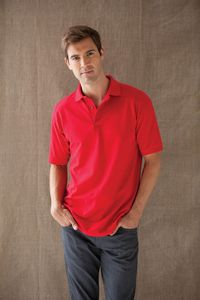 Custom Printed Mens Anvil Golf Polo Shirts