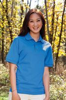 Gildan® 100% Cotton Jersey Knit Polo Shirt