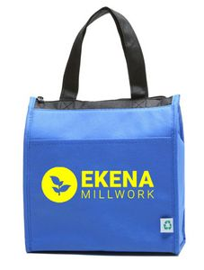fe07c36168 Insulated Cooler Tote Bag - BAG101-RBL - IdeaStage Promotional Products