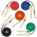 Custom 9' Wooden Handle Jump Rope