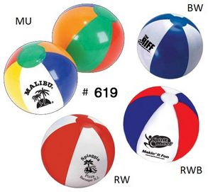 16 Official Size Inflatable Beach Ball