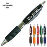 Custom Fashion Ballpoint Pen w/Comfort Grip