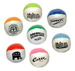 2-Color Squeezable Stress Reliever Ball