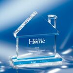 Custom House of Unlimited Crystal Award