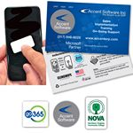 Clingwipe Full Color Microfiber digi cleaner Screen Cleaner 1.3