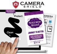 "Camera Shield 1.5 x .5"" (38.1 x 12.7mm) Full Color"