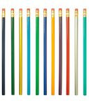 Custom HB Round Wood Pencil