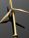 Custom Wind Turbine Casting (3