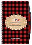 Custom Full Color Weekly Planner w/Pen Safe Back Cover & Pen