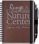 Custom Best Selling Journals w/50 Sheets & Pen (5