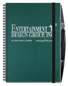 Best Selling Journal w/50 Sheets & Pen (7 x 10)