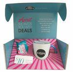 Custom Presentation Box for Latte' Mug - (10