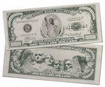 Custom Stock Million Dollar Bill - American Dream