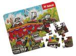 Custom 20 Piece Puzzle - 8-1/4