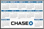 Custom Counter Mat Calendar