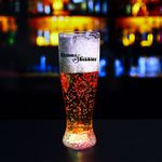 Custom 24 Oz. Light-Up Pilsner Glass