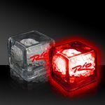 Custom Liquid Activated Light Up Ice Cubes