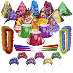 Custom Grand Slam New Year's Party Kit for 100