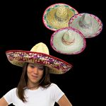Custom Adult Sombrero Hat