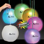 Custom Light Up Translucent Inflatable Ball