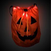 LED Pumpkin Bag