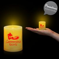 "2 1/2"" Votive LED Candles"