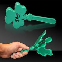 """7 1/2"""" Shamrock Hand Clappers"""