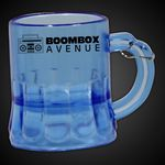 Custom Mini Blue Beer Mug Medallion