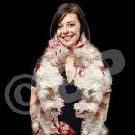Custom 6' Red/ White Multi-Color Feather Boa