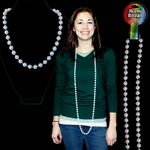 Custom White Pearl Necklace
