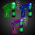 Custom Neon LED Bubble Guns
