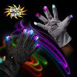 Custom Right Hand Rock Star Glove