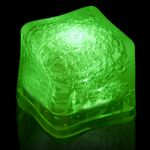 Custom BLANK Green Lited Ice Cubes