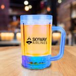 Custom 14 Oz. Light Up Beer Mug