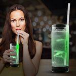 Custom Glow Motion Straws - Variety of Colors