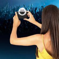 """3.5"""" White Selfie/Encore/Concert Ring Light"""