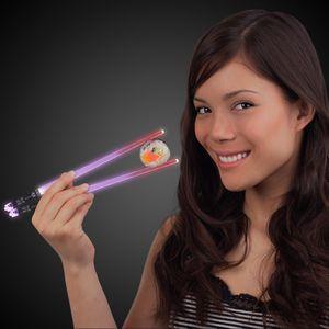 Custom Designed Light Up Chopsticks!