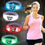 Custom LED Stretchy Bangle Bracelets