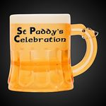 Custom Mini Yellow Beer Mug Medallion