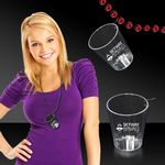 Custom 2 Oz. Shot Glass for Necklaces