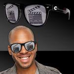Custom Clapboard Billboard Sunglasses