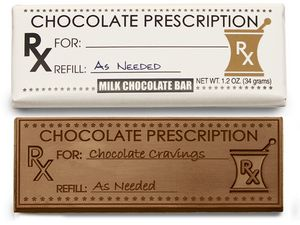 Custom Printed Molded Chocolates