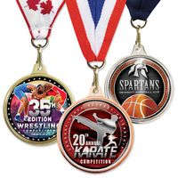 "SOS Medallions (2"")"