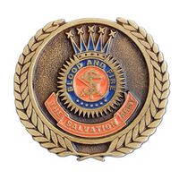 """Domestic Series Classic Coins (2"""")"""